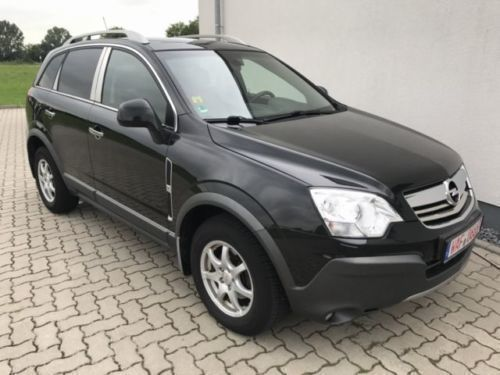 verkauft opel antara 2 0 cdti dpf auto gebraucht 2009. Black Bedroom Furniture Sets. Home Design Ideas