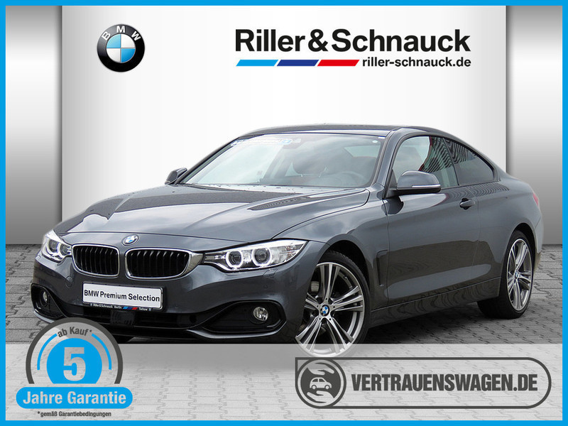 gebraucht baureihe 4 gran coupexdrive bmw 420 2014 km in bad reichenhall. Black Bedroom Furniture Sets. Home Design Ideas