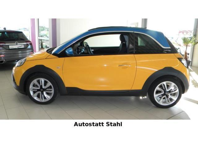 256 gebrauchte opel adam rocks opel adam rocks gebrauchtwagen. Black Bedroom Furniture Sets. Home Design Ideas