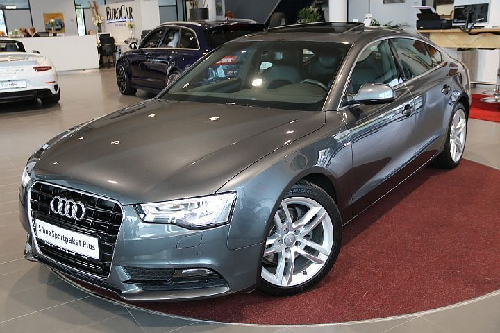 verkauft audi a5 3 0 tdi s line plus n gebraucht 2014. Black Bedroom Furniture Sets. Home Design Ideas