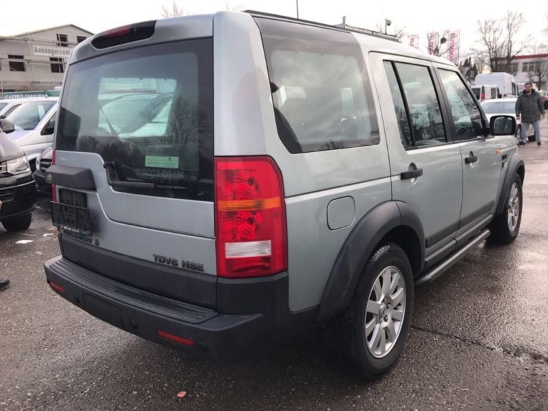 verkauft land rover discovery 3 td v6 gebraucht 2007 km in m nchen. Black Bedroom Furniture Sets. Home Design Ideas