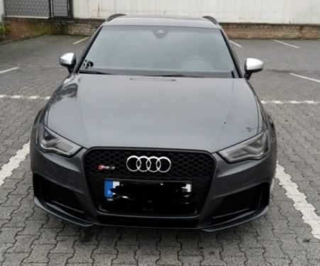 verkauft audi rs3 sportback s tronic gebraucht 2015 km in wiesbaden. Black Bedroom Furniture Sets. Home Design Ideas