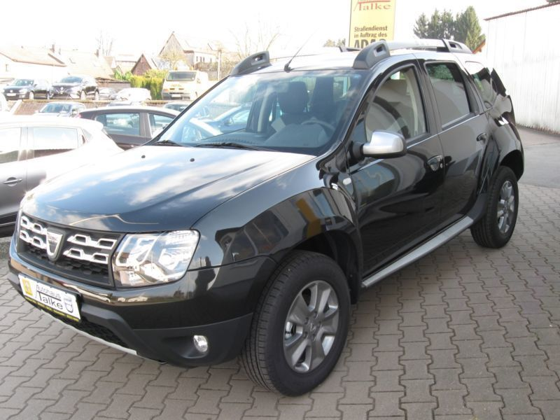 verkauft dacia duster prestige tce 125 gebraucht 2016 0 km in jena. Black Bedroom Furniture Sets. Home Design Ideas