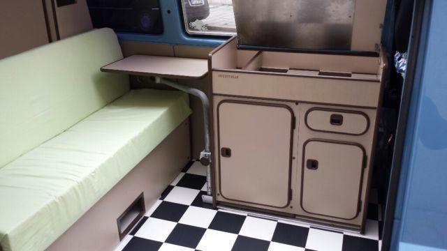 verkauft vw t3 mit campingausstattung gebraucht 1993 117. Black Bedroom Furniture Sets. Home Design Ideas