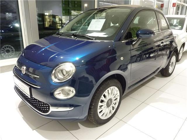 verkauft fiat 500c cabrio 1 2 8v rock gebraucht 2016 150 km in teltow. Black Bedroom Furniture Sets. Home Design Ideas