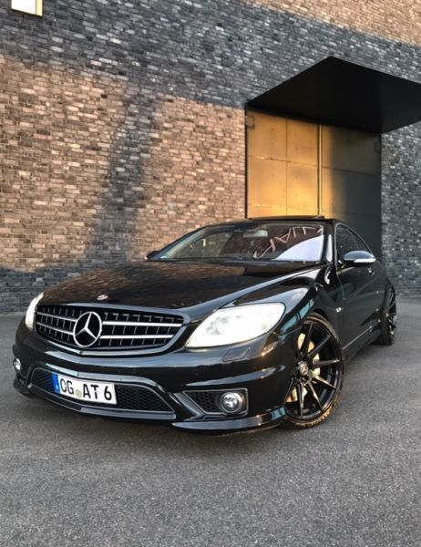 verkauft mercedes cl63 amg amg soft cl gebraucht 2009 km in k ln porz. Black Bedroom Furniture Sets. Home Design Ideas