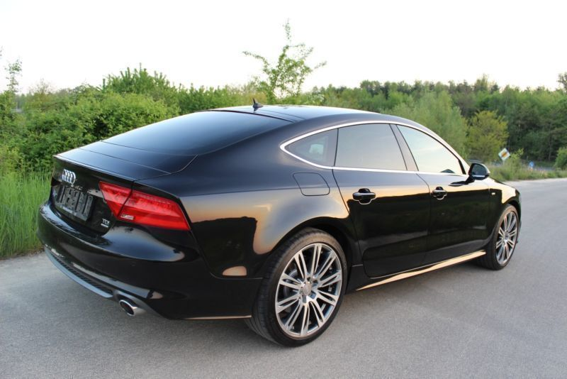 verkauft audi a7 3 0 tdi quattro s lin gebraucht 2013 km in bedburg. Black Bedroom Furniture Sets. Home Design Ideas