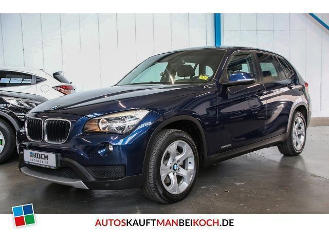 verkauft bmw x1 20d xdrive automatik l gebraucht 2012. Black Bedroom Furniture Sets. Home Design Ideas