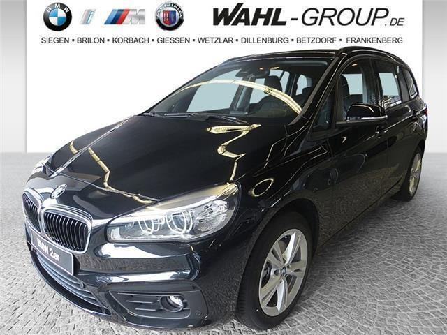 verkauft bmw 218 gran tourer d 6 jahr gebraucht 2016 km in thannhausen. Black Bedroom Furniture Sets. Home Design Ideas