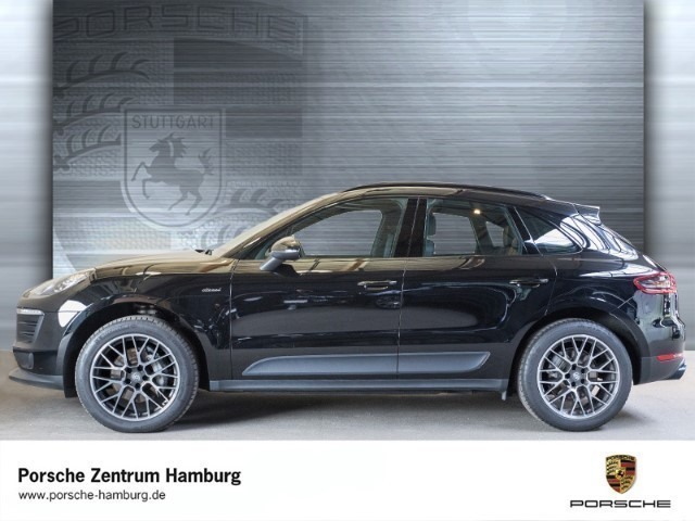 verkauft porsche macan s diesel gebraucht 2016 km. Black Bedroom Furniture Sets. Home Design Ideas