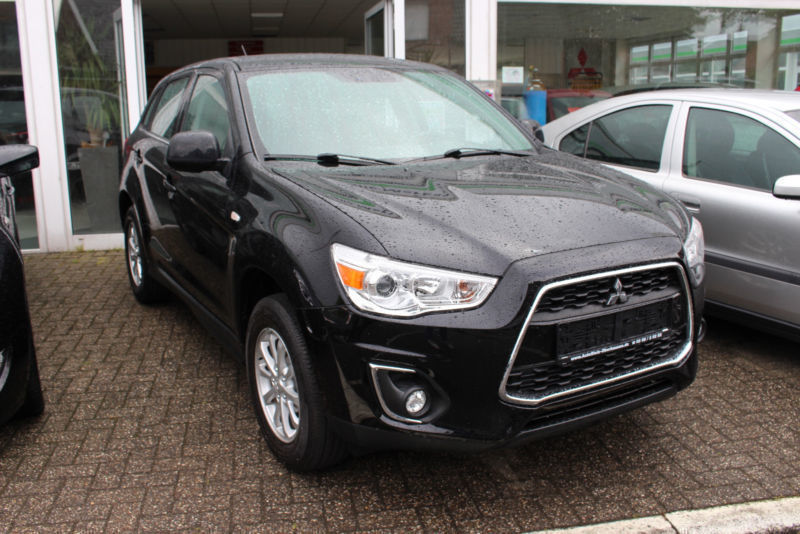 verkauft mitsubishi asx 1 6 2wd intro gebraucht 2014 km in witten. Black Bedroom Furniture Sets. Home Design Ideas
