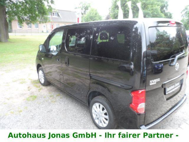 verkauft nissan evalia nv200 tekna n gebraucht 2016 4. Black Bedroom Furniture Sets. Home Design Ideas