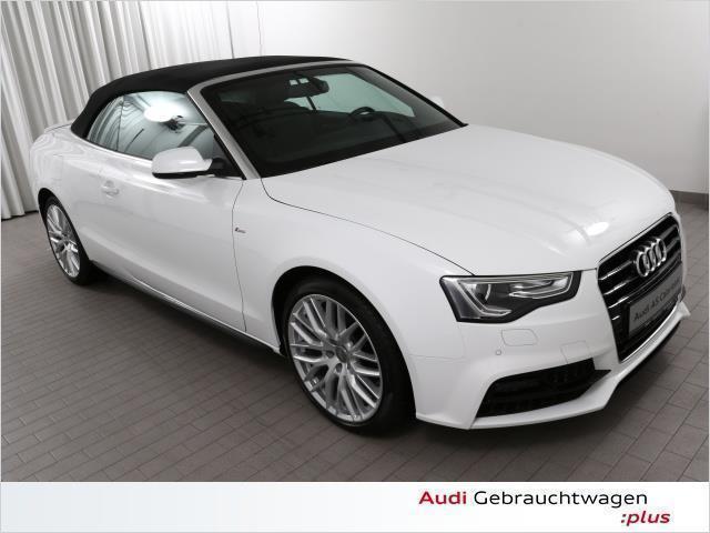 gebraucht Audi A5 Cabriolet 2.0 TDI multitronic Xenon, Navi,