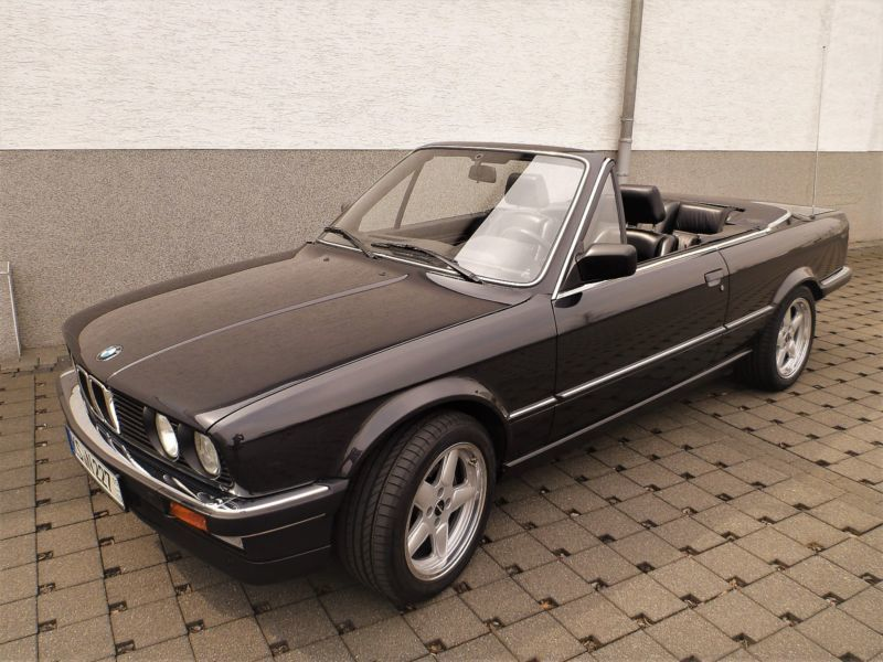 verkauft bmw 320 cabriolet i e30 vfl i gebraucht 1989. Black Bedroom Furniture Sets. Home Design Ideas