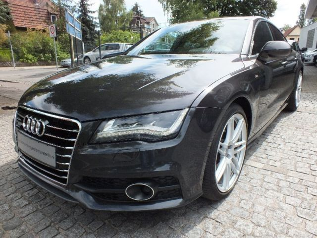 verkauft audi a7 3 0 tdi quattro s tro gebraucht 2011 km in dortmund. Black Bedroom Furniture Sets. Home Design Ideas