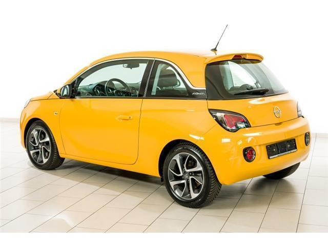 verkauft opel adam 1 0 turbo jam s s m gebraucht 2016 km in m nchen. Black Bedroom Furniture Sets. Home Design Ideas
