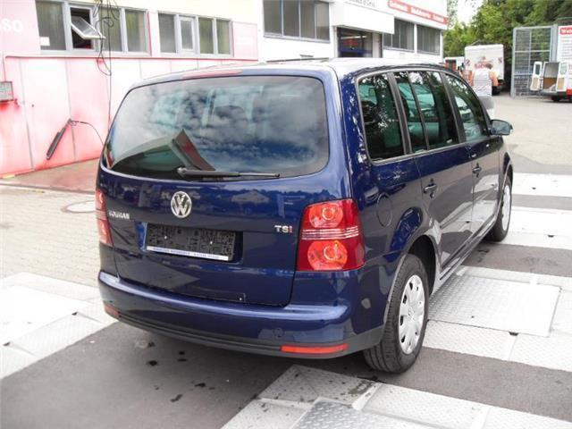 verkauft vw touran 1 4 tsi steuerket gebraucht 2007. Black Bedroom Furniture Sets. Home Design Ideas