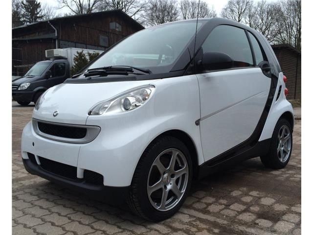 verkauft smart fortwo coup passion mh gebraucht 2008. Black Bedroom Furniture Sets. Home Design Ideas