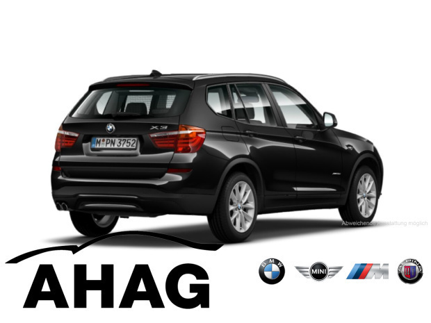 verkauft bmw x3 xdrive 30d navi led l gebraucht 2016 km in winnenden. Black Bedroom Furniture Sets. Home Design Ideas