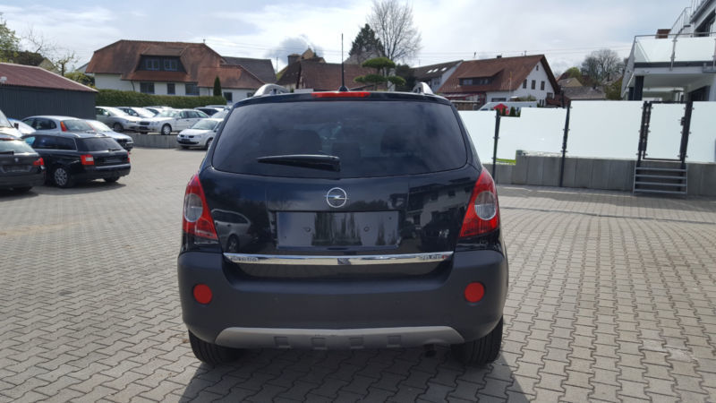 verkauft opel antara edition 4x4 navi gebraucht 2010 km in achstetten. Black Bedroom Furniture Sets. Home Design Ideas