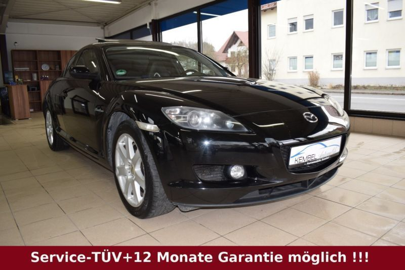 verkauft mazda rx8 gebraucht 2004 km in. Black Bedroom Furniture Sets. Home Design Ideas