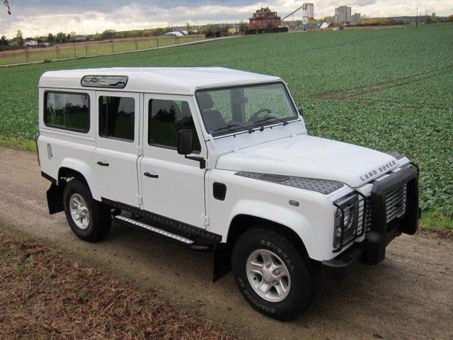 defender gebrauchte land rover defender kaufen 607 g nstige autos zum verkauf. Black Bedroom Furniture Sets. Home Design Ideas