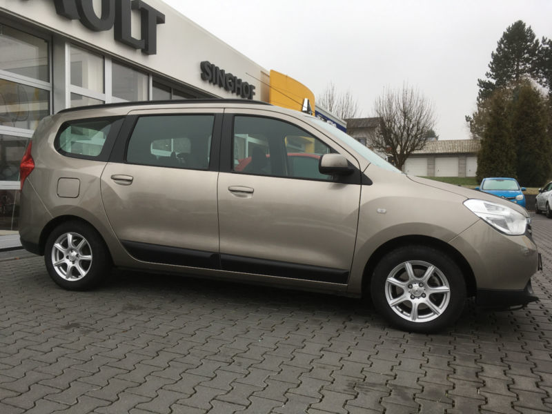 verkauft dacia lodgy prestige gebraucht 2013 km in ronneburg. Black Bedroom Furniture Sets. Home Design Ideas