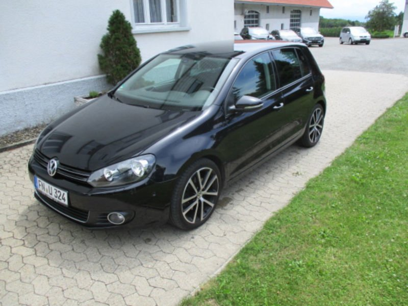 verkauft vw golf vi highline aktionsmo gebraucht 2010 km in horgenzell. Black Bedroom Furniture Sets. Home Design Ideas