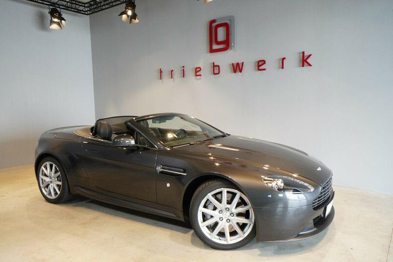 Aston Martin Gebrauchtwagen In Kaiserslautern Autouncle