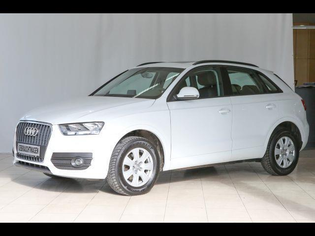 verkauft audi q3 2 0 tdi quattro gebraucht 2013 km in rheine. Black Bedroom Furniture Sets. Home Design Ideas