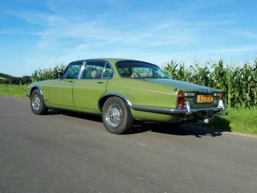 gebraucht serie 2 jaguar xj6 1978 km in merzig autouncle. Black Bedroom Furniture Sets. Home Design Ideas