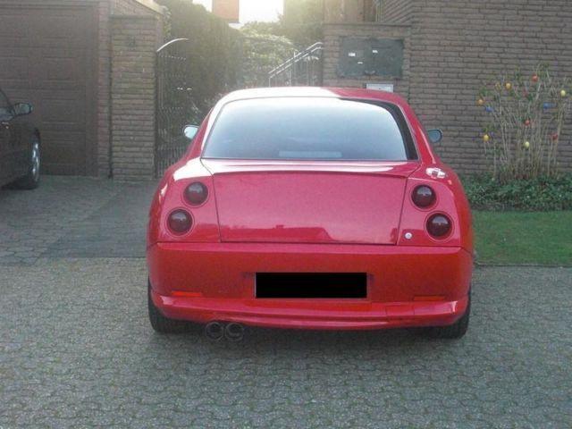 Verkauft Fiat Coupé 1 8 Ferrari Umbau Gebraucht 1998 169 000 Km In Herten