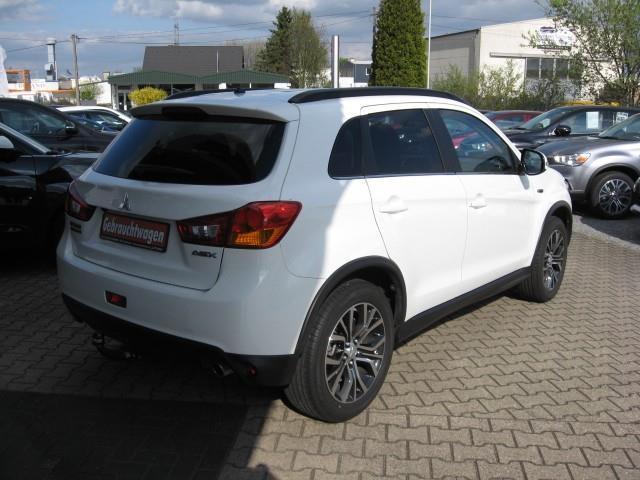 verkauft mitsubishi asx 1 6 2wd diaman gebraucht 2016 km in riederich. Black Bedroom Furniture Sets. Home Design Ideas