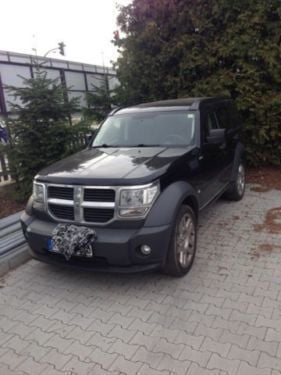 verkauft dodge nitro 2 8 crd dpf 20zol gebraucht 2008 km in regensburg. Black Bedroom Furniture Sets. Home Design Ideas