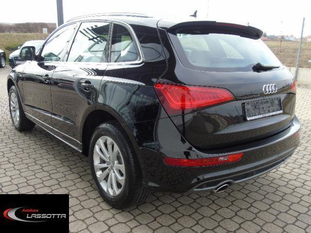 verkauft audi q5 3 0 tfsi tiptr quatt gebraucht 2012 km in meissen. Black Bedroom Furniture Sets. Home Design Ideas