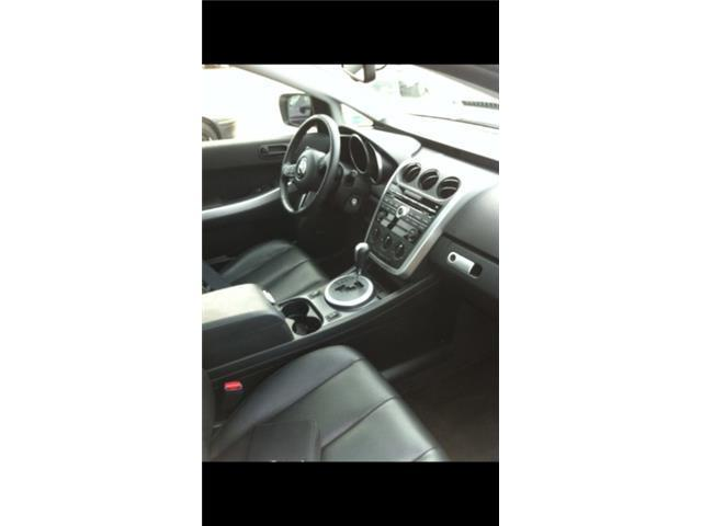 verkauft mazda cx 7 automatik gebraucht 2009 km. Black Bedroom Furniture Sets. Home Design Ideas