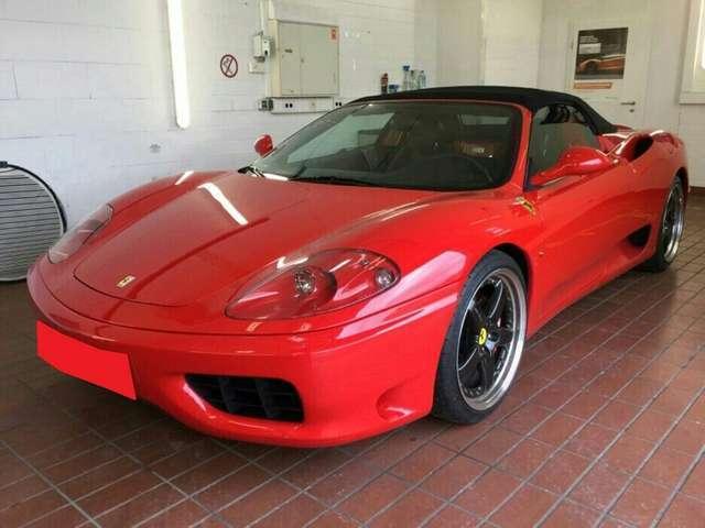 Verkauft Ferrari 360 Spider F1 Gebraucht 2001 34 250 Km In Hamburg