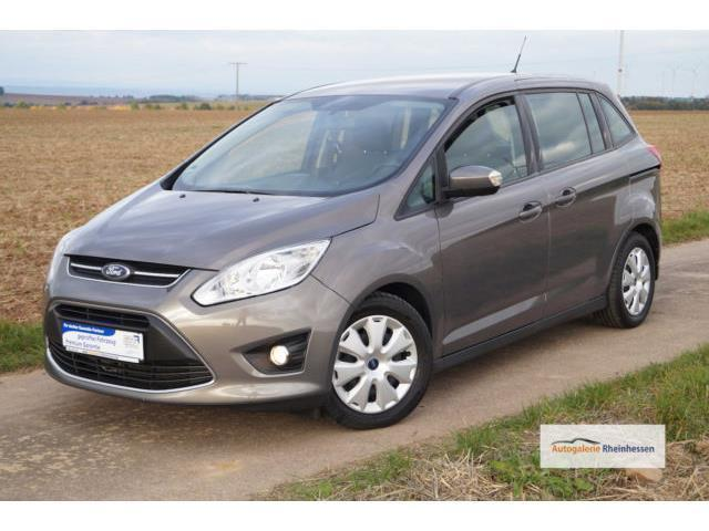 gebraucht 1 6 diesel 7 sitzer ford grand c max 2012 km in w lfrath. Black Bedroom Furniture Sets. Home Design Ideas