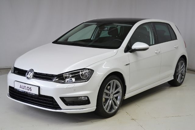 verkauft vw golf vii r line exp lounge gebraucht 2015 km in landshut. Black Bedroom Furniture Sets. Home Design Ideas