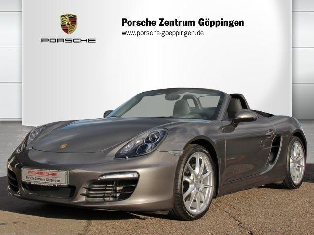verkauft porsche boxster gebraucht 2014 km in g ppingen. Black Bedroom Furniture Sets. Home Design Ideas