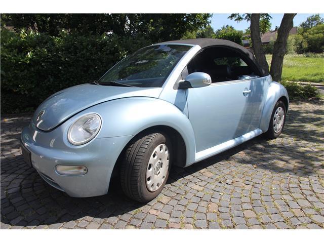 verkauft vw beetle newcabriolet 1 4 gebraucht 2003 153. Black Bedroom Furniture Sets. Home Design Ideas