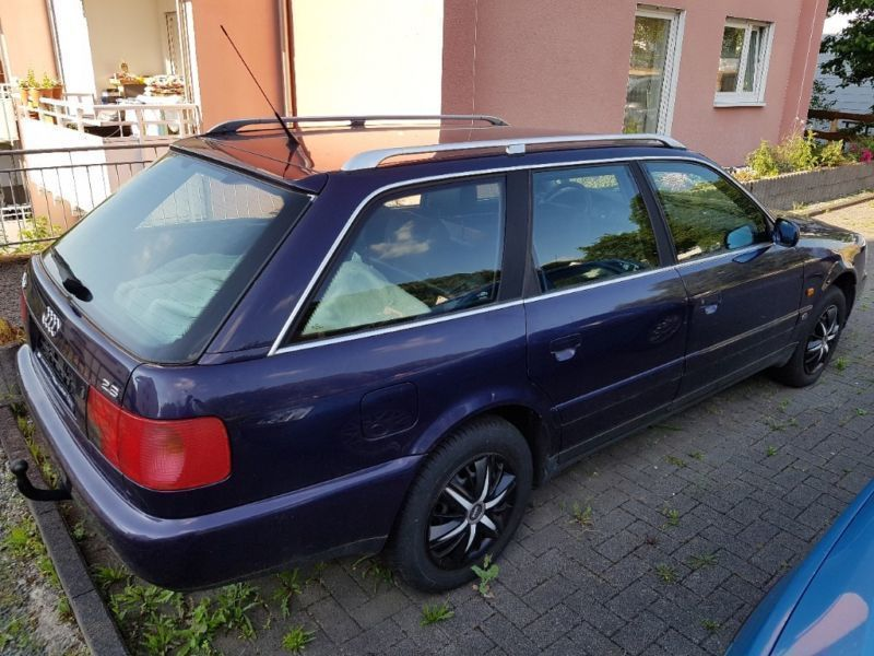 verkauft audi a6 avant 2 6 gebraucht 1997 km in plettenberg. Black Bedroom Furniture Sets. Home Design Ideas