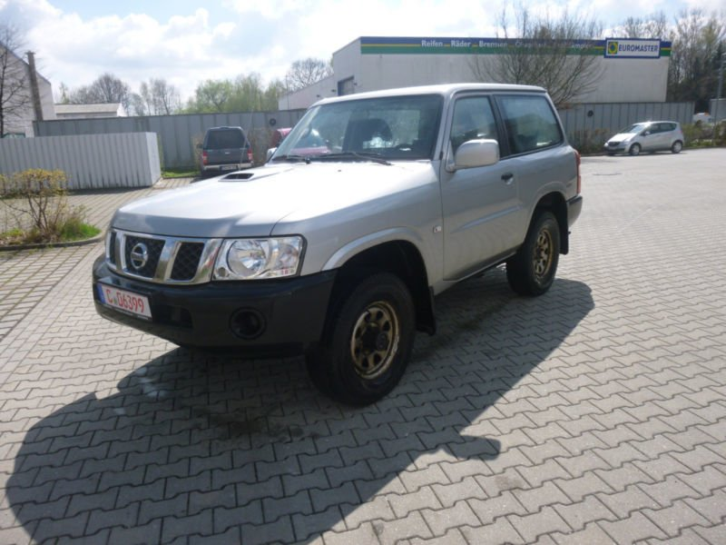 verkauft nissan patrol 3 0 di profi kl gebraucht 2006 km in chemnitz. Black Bedroom Furniture Sets. Home Design Ideas