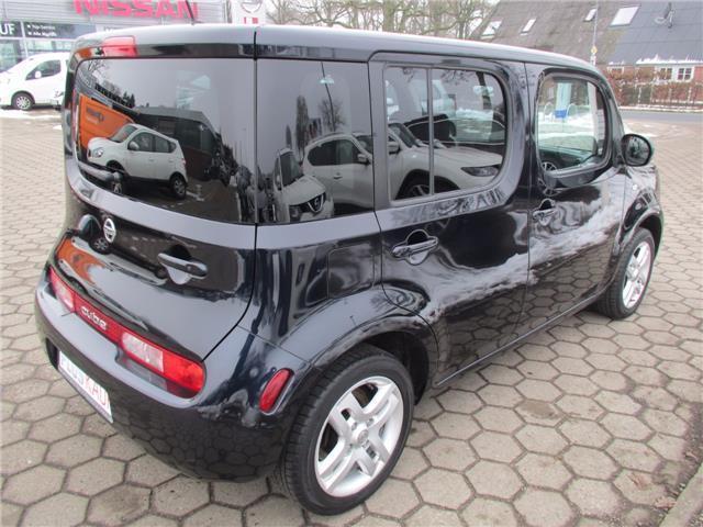 cube gebrauchte nissan cube kaufen 20 g nstige autos zum verkauf. Black Bedroom Furniture Sets. Home Design Ideas