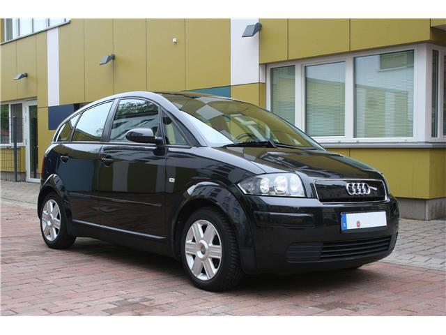 gebraucht 1 4 audi a2 2000 km in essen autouncle. Black Bedroom Furniture Sets. Home Design Ideas