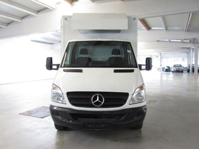 verkauft mercedes sprinter 319 cdi mix gebraucht 2009 km in frankfurt. Black Bedroom Furniture Sets. Home Design Ideas