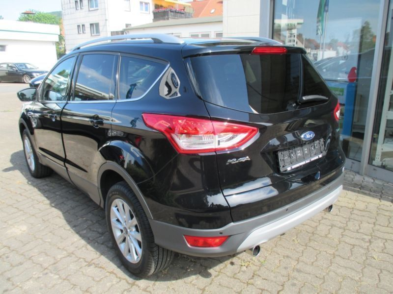 verkauft ford kuga 1 5 ecoboost 4x4 au gebraucht 2015 km in grevenbroich. Black Bedroom Furniture Sets. Home Design Ideas