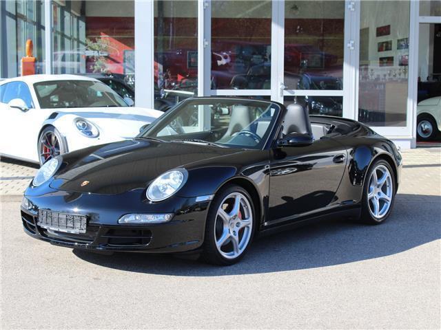 verkauft porsche 997 911 4s cabrio pcm gebraucht 2006. Black Bedroom Furniture Sets. Home Design Ideas