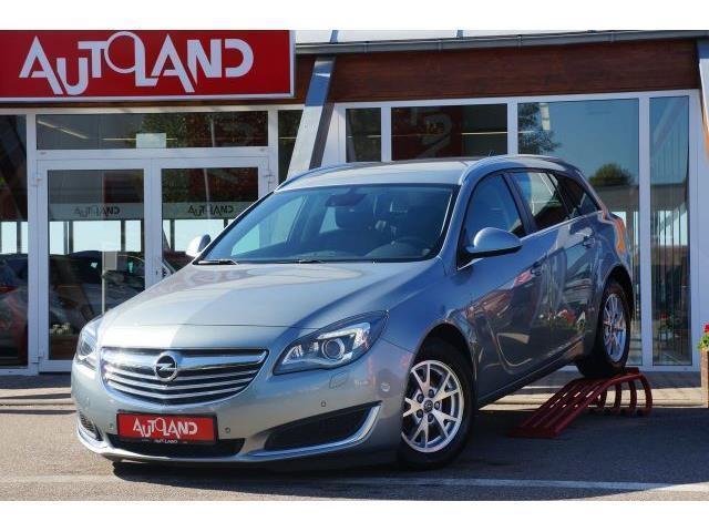 gebraucht Opel Insignia ST 2.0 CDTI BI-XENON NAVI 1.HAND