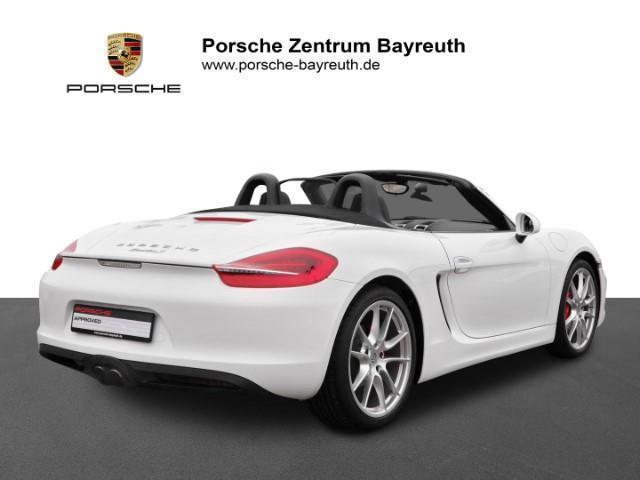 verkauft porsche boxster s gebraucht 2015 km in bayreuth. Black Bedroom Furniture Sets. Home Design Ideas
